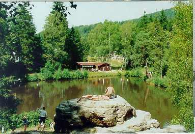Chalupa  Ubytování u Jany - Ubytování Lužické hory , chalupy a chaty Lužické hory