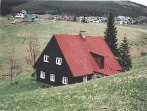Horská chata Anička - Ubytování Krkonoše, chalupy a chaty Krkonoše