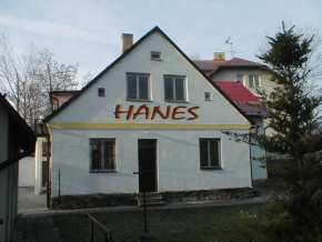 Pension  Hanes - Ubytování Jeseníky, chalupy a chaty Jeseníky