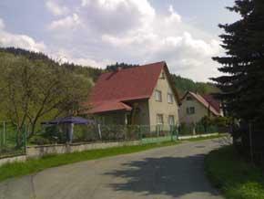 Chalupa Pod stráni - Ubytování Beskydy, chalupy a chaty Beskydy