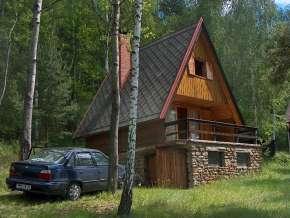 Chata U Manětína - Ubytování Západní čechy, chalupy a chaty Západní čechy