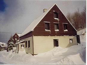 Cottage V háji - Ubytování Ore mountains, chalupy a chaty Ore mountains
