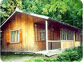 Chata Lesanka - Ubytování Jeseníky, chalupy a chaty Jeseníky