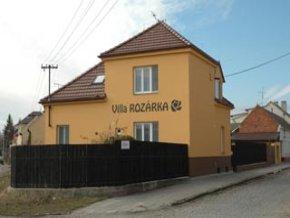 Pension Villa Rozárka - Ubytování Slovácko, chalupy a chaty Slovácko
