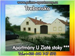 Apartmánový dům  Ponědraž - Ubytování Jižní Čechy, chalupy a chaty Jižní Čechy