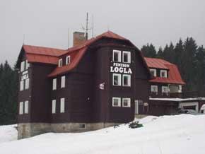 Pension  LOGLA - Ubytování Krkonoše, chalupy a chaty Krkonoše