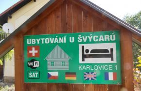 Privát  U Švýcarů - Ubytování Český ráj, chalupy a chaty Český ráj