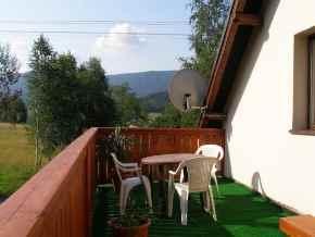 Chata Lužanka - Ubytování Jizerské hory, chalupy a chaty Jizerské hory