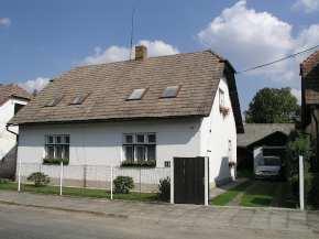 Wochenendhaus  Táborsko - Ubytování Südböhmen, chalupy a chaty Südböhmen