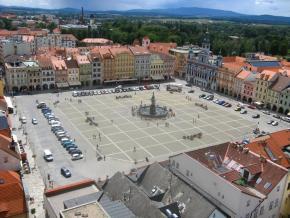 Apartmán  Ubytování České Budějovice, Za Stromovkou - Ubytování Jižní Čechy, chalupy a chaty Jižní Čechy