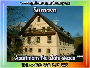 Apartmánový dům  České Žleby *** - Ubytování Šumava, chalupy a chaty Šumava