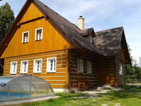 Cottage  Nová chalupa ve Sněžném - Ubytování Orlické hory, chalupy a chaty Orlické hory