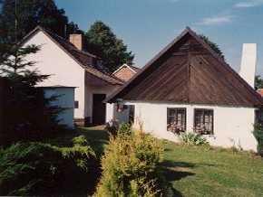 Chalupa Borovany - Ubytování Jižní Čechy, chalupy a chaty Jižní Čechy