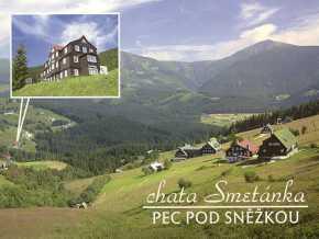 Chata Smetánka - Ubytování Krkonoše, chalupy a chaty Krkonoše