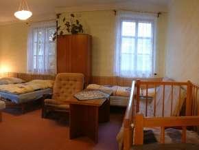 Pension  Pod kaštanem - Ubytování Adršpašsko-Teplické skály, chalupy a chaty Adršpašsko-Teplické skály