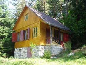 Chata Zlatka - Ubytování Slovenský raj, chalupy a chaty Slovenský raj