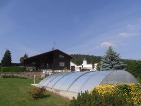 Chata  Pod lesem - Ubytování Střední Čechy, chalupy a chaty Střední Čechy