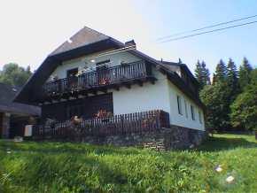 Chalupa  U Pichlerů - Ubytování Šumava, chalupy a chaty Šumava