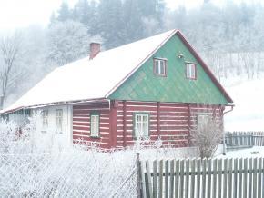 Chalupa  Roubenka - Babí u Trutnova - Ubytování Krkonoše, chalupy a chaty Krkonoše