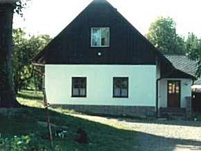Chalupa  Zastraň - Ubytování Vysočina, chalupy a chaty Vysočina